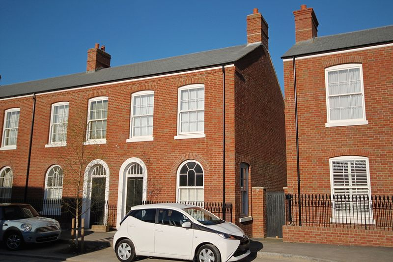 Property for sale in Liscombe Street, Poundbury, DT1