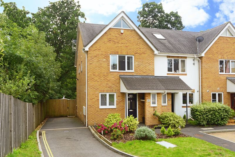 Property for sale in Olivia Close, Corfe Mullen, BH21