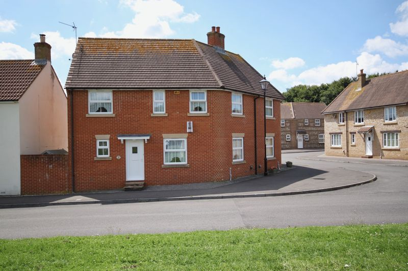Property for sale in Thomas Hardye Gardens, Dorchester, DT1