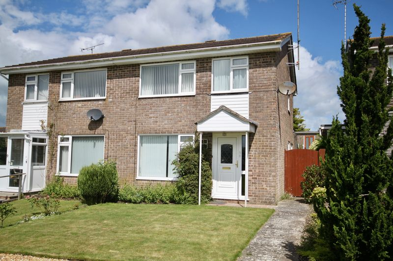 Property for sale in Rampart Walk, Dorchester, DT1