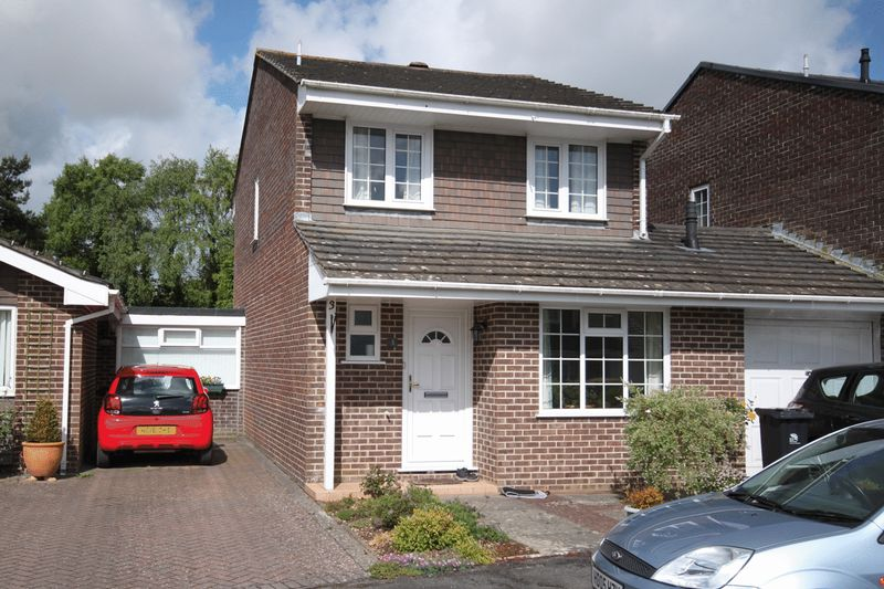Property for sale in Moynton Close, Dorchester, DT2