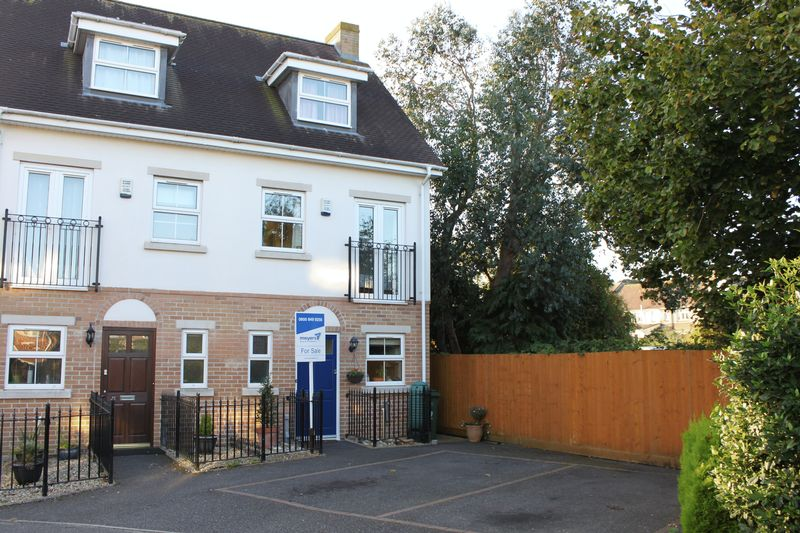 Property for sale in Celandine Close, Weymouth, DT4