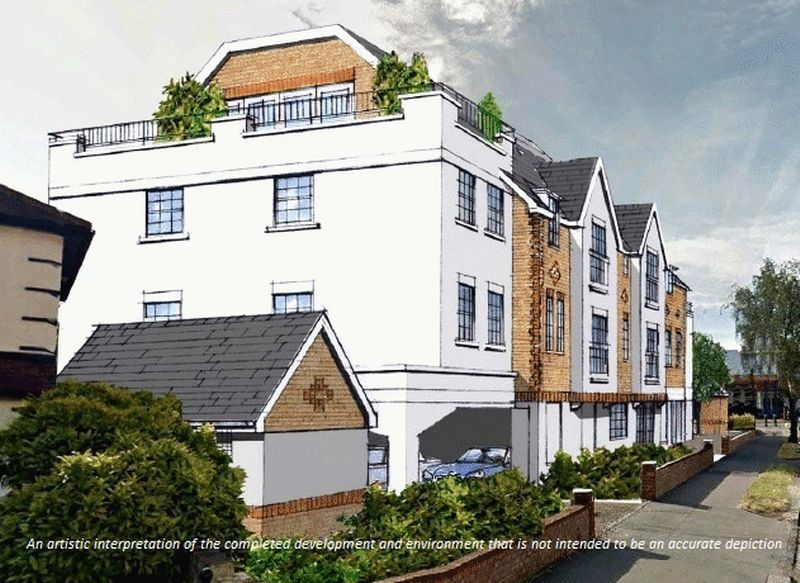 2 Bedrooms Property for sale in Carmilla Court, Wickham Road, Shirley