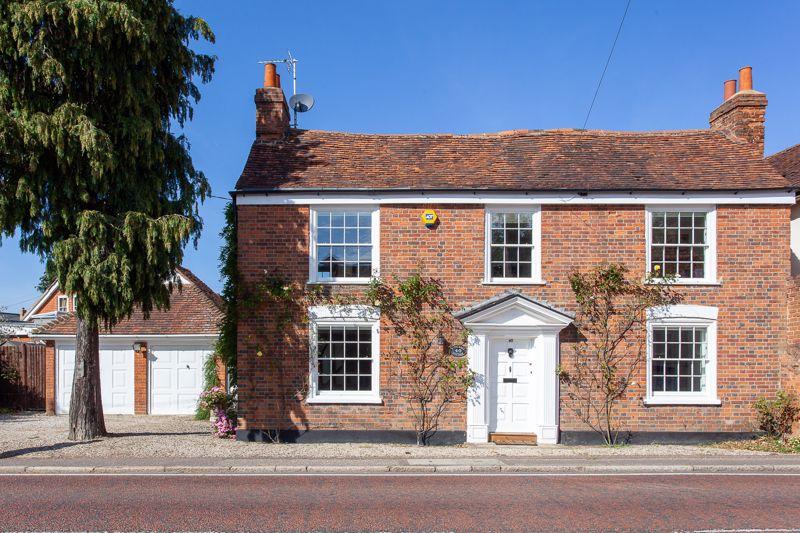 Barn Hall Cottage, High Street, Stock Village