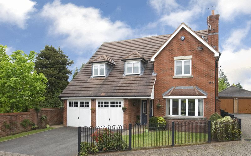 6 Bedrooms Property for sale in 'Arbury Grange', Brigadoon Gardens, Pedmore, Stourbridge