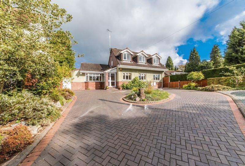 5 Bedrooms Property for sale in 'Teddon' Bridgnorth Road, Stourbridge