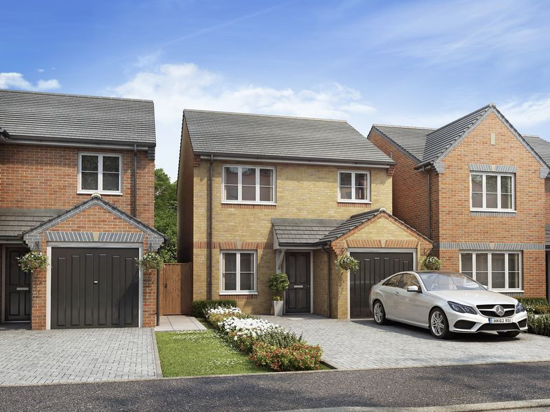3 Bedrooms Property for sale in NEW HOME Plot 24 'The Richmond' 'Willow Grove' Marine Crescent Wordsley