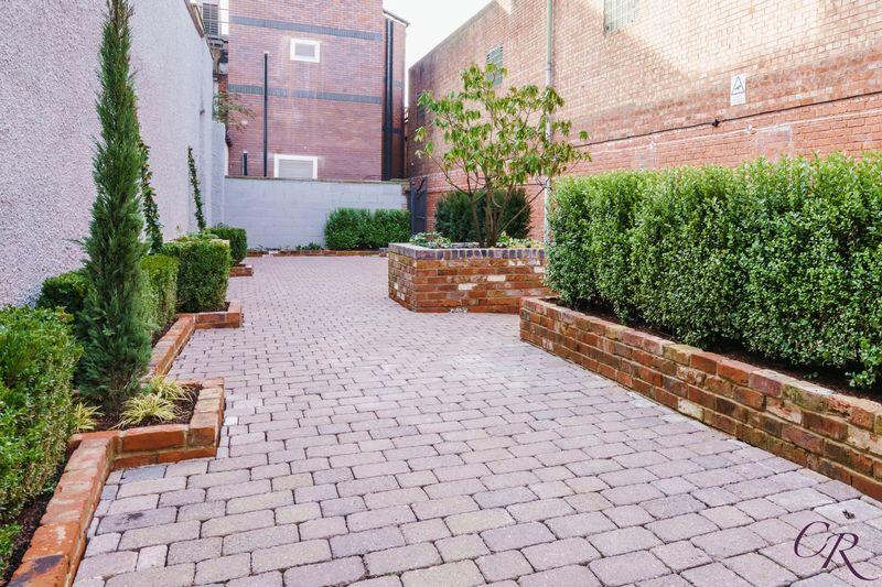 Buskers Communal Garden