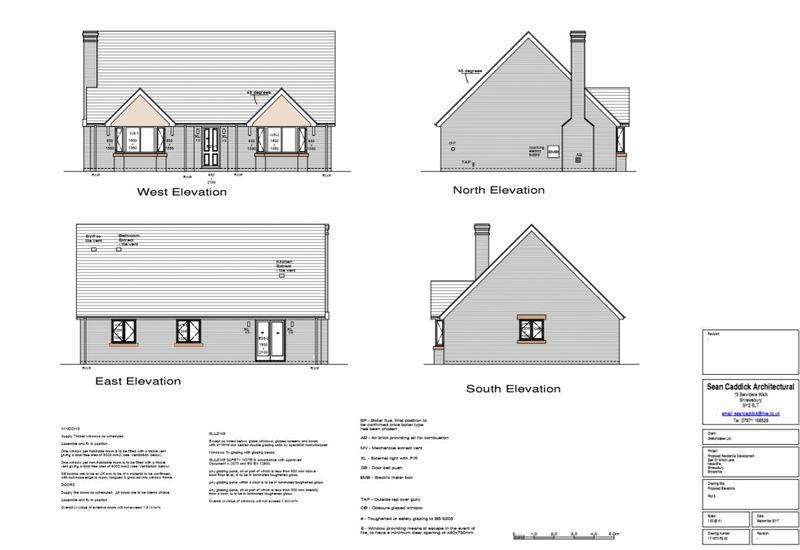 Plot 5 Darby Close, Nesscliffe
