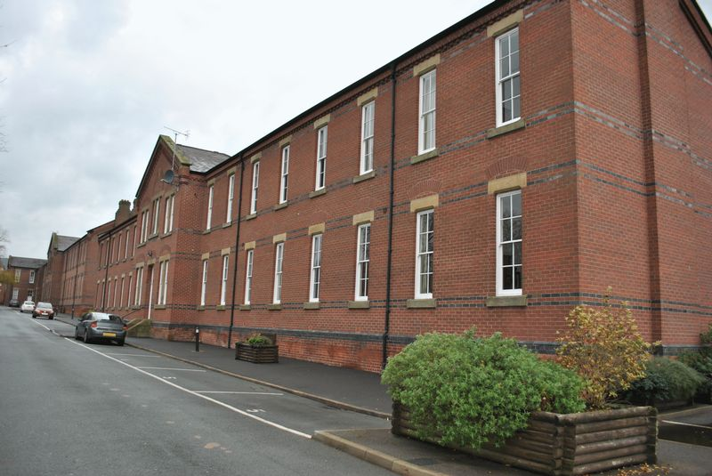 Corunna Court, Wrexham