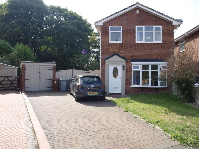 Whirley Close, Middlewich, CW10 0NX