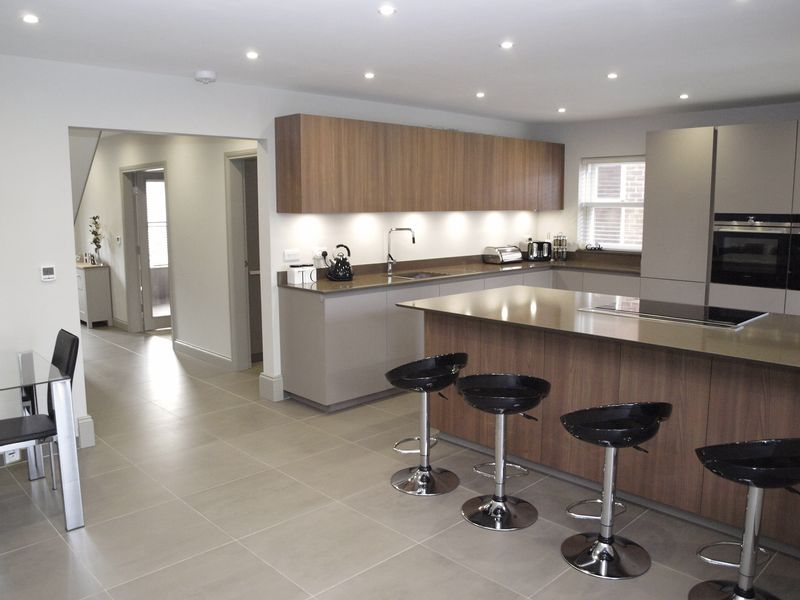 Bespoke Kitchen/Family Room