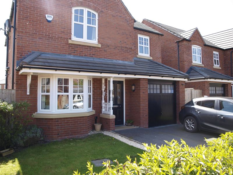 Austin Drive, Winnington Village, CW8 4TA