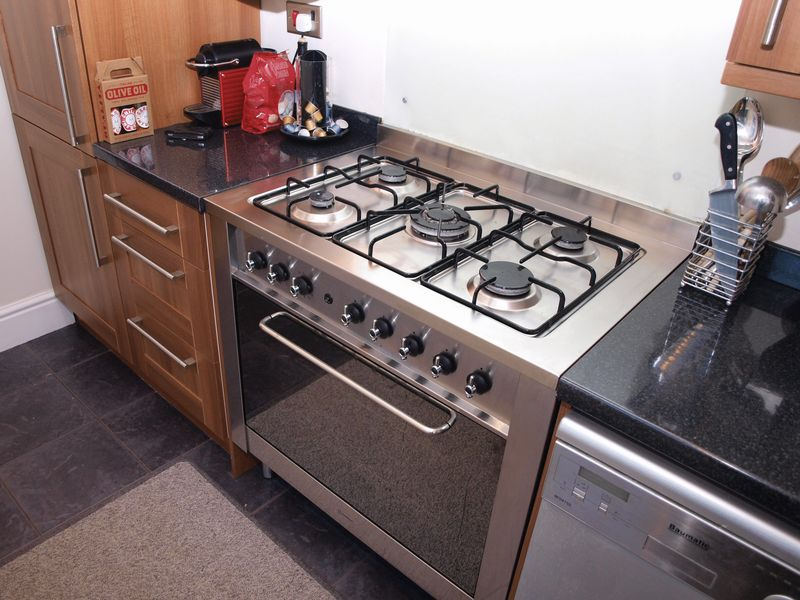Fitted Range Style Cooker