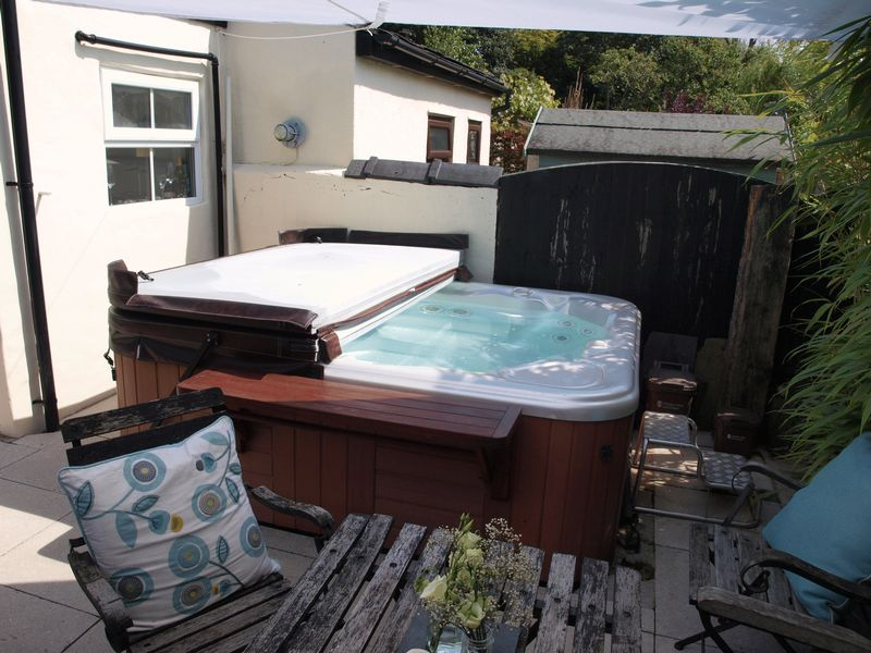 Space For Hot Tub