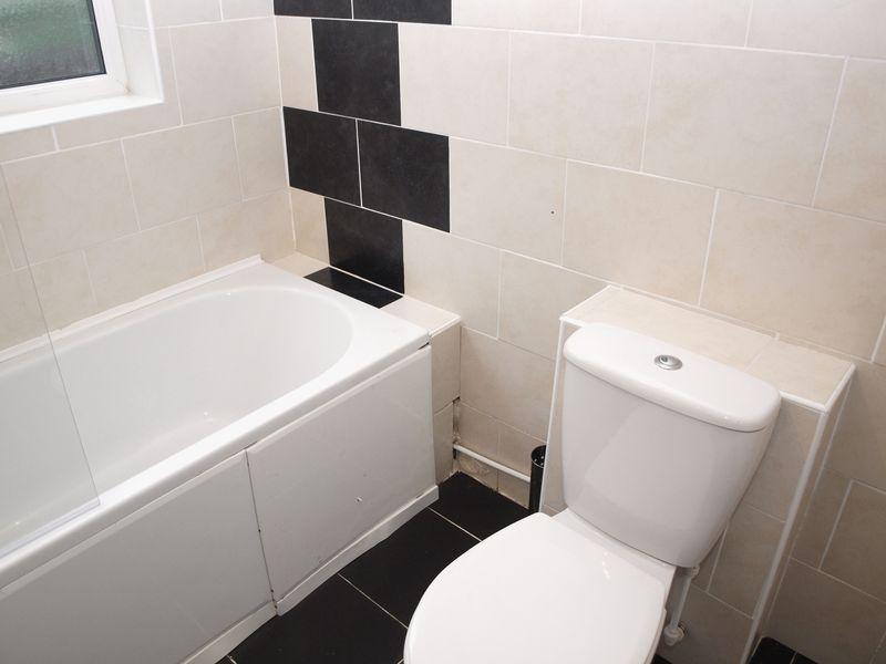 Modern Bathroom/WC