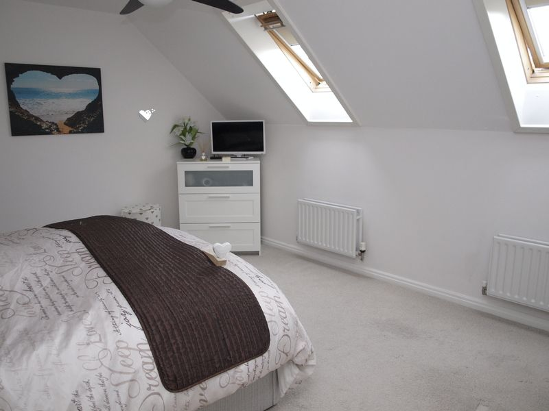 Bedroom Four (2nd Floor)