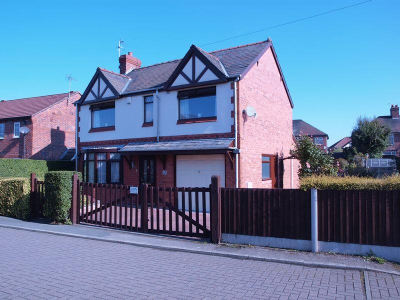 Ryders Street, Castle, Northwich, CW8 1JA