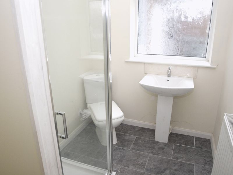 Shower Room (Ground Floor)