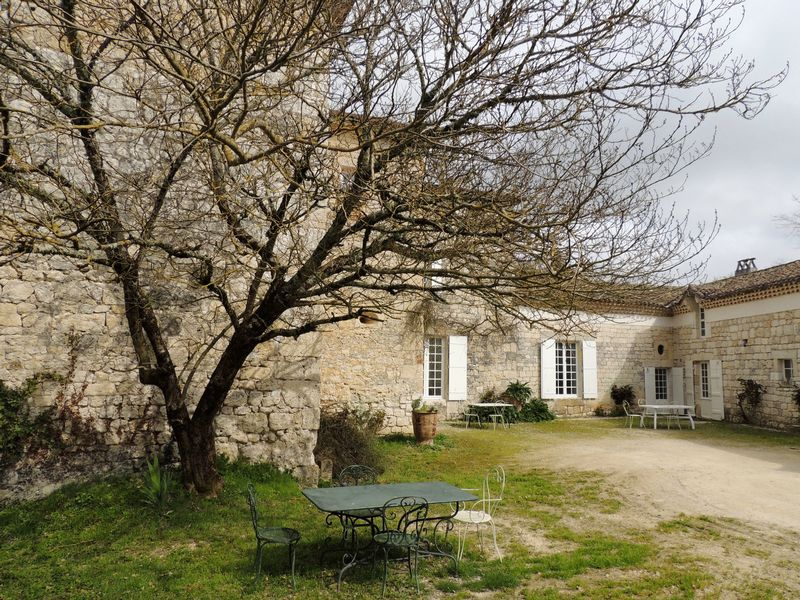 15th Century Chateau and land of 25 acres