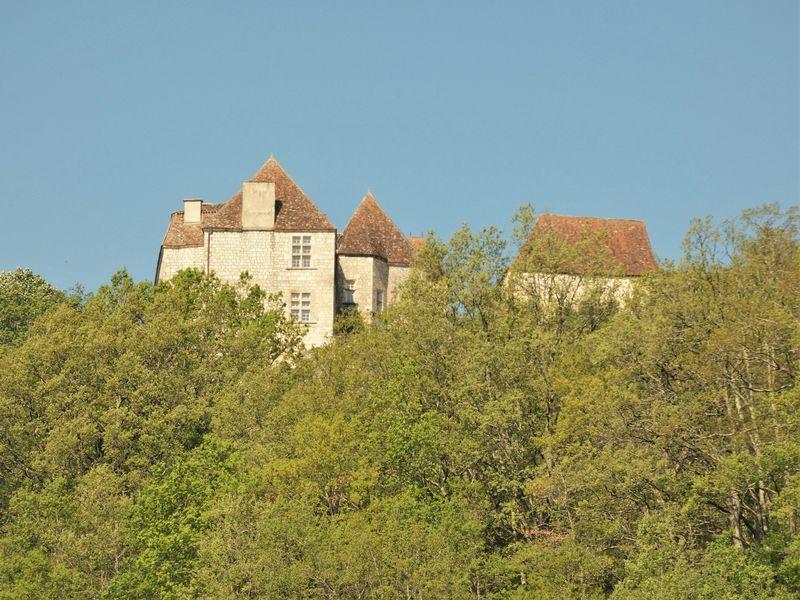 Majestic restored castle - 14 rooms/6 bedrooms overlooking the valley