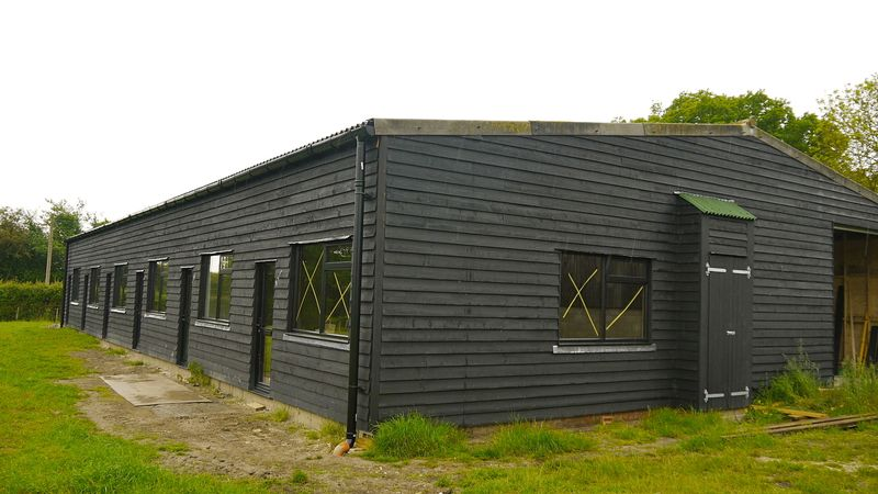 Bedlam Lane, Smarden, Ashford - newly converted storage/ industrial unit to let - Main Picture