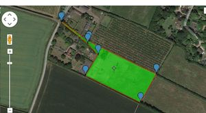 Approximately 2.9 acres of grazing land at Westmarsh, Canterbury for Sale£50,000 - Photo 8