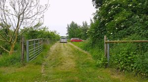 Approximately 2.9 acres of grazing land at Westmarsh, Canterbury for Sale£50,000 - Photo 2