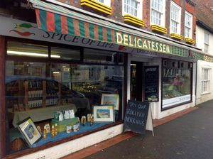 Delicatessen Business with fixtures and fittings in the centre of New Romney. For Sale  £38,000 - Photo 1