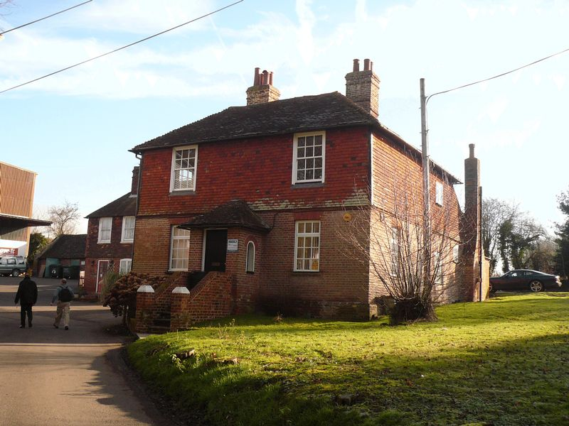 The Mill House (Ground Floor) Office,  Hothfield, Ashford - Available 1st April 2013 - Office To Let - Main Picture