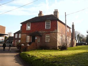 The Mill House (Ground Floor) Office,  Hothfield, Ashford - Available 1st April 2013 - Office To Let  £4,500 - Photo 1