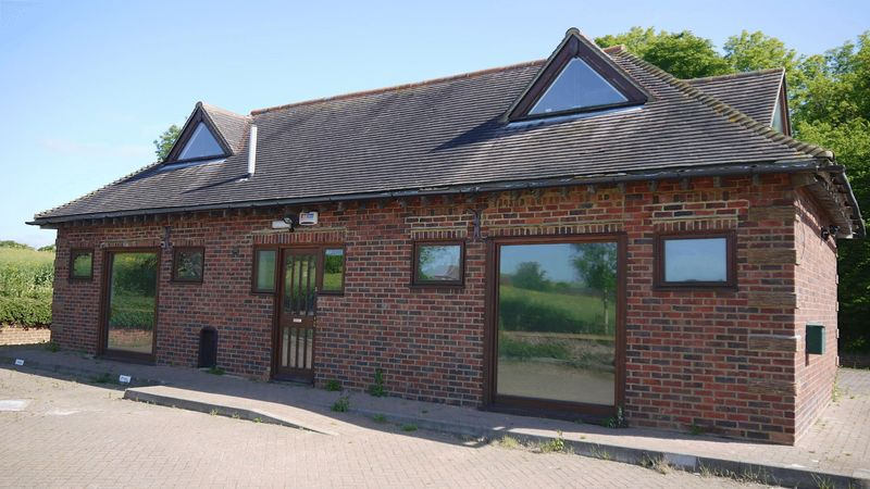 Detached Rural Office, Near Charing TO LET - Main Picture