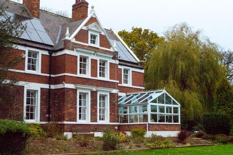 The Old Vicarage, Sugley Villas, Newcastle upon Tyne, NE15 8RB