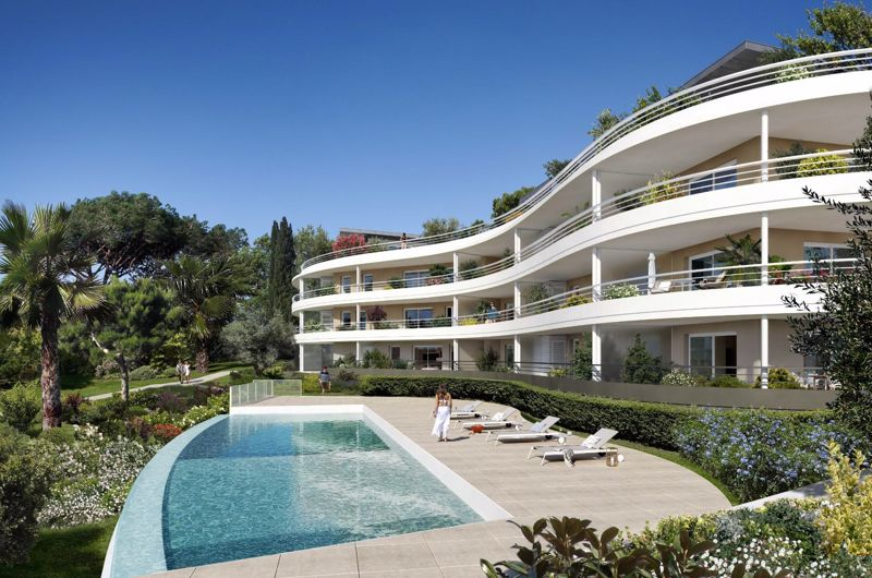 Le Domaine De Spagnol - 3 bed Accommodation in Nice