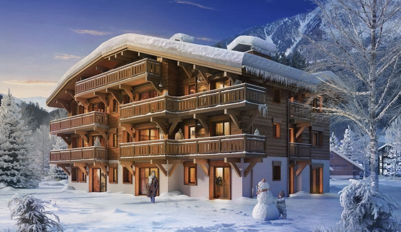 Le Green - 3 Bed Accommodation in Chamonix