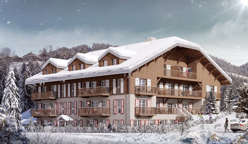 Les Charmottes - 2 Bed Accommodation in St Gervais