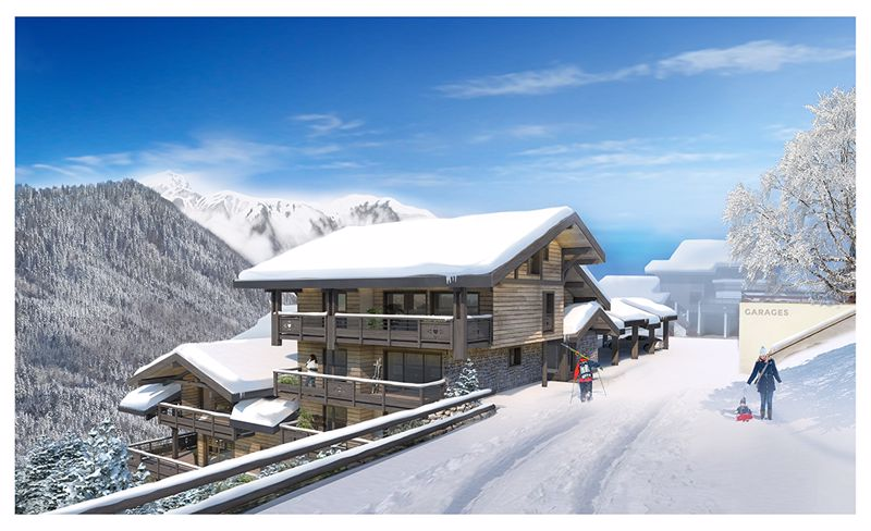 Le Theleme - 2 Bed Chalet in Chatel