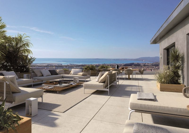 Le Domaine De Spagnol - 4 bed Penthouse Accommodation in Nice