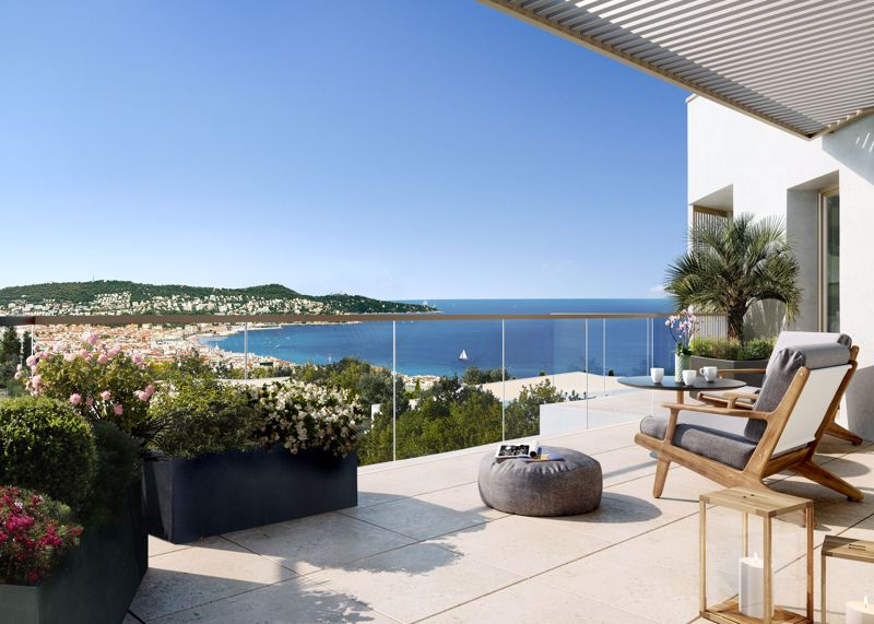 Blue Pearl - 3 bed Accommodation in Nice