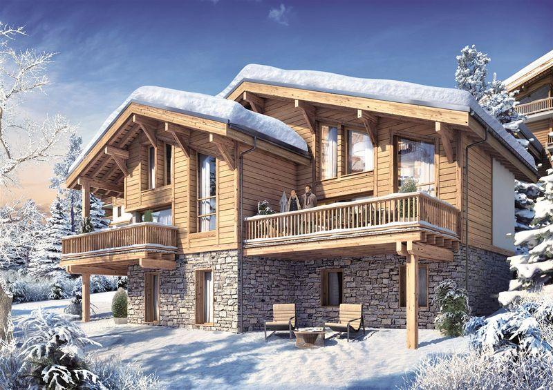 Les Fermes du Mont-Blanc - 6 Bed Accommodation in Combloux