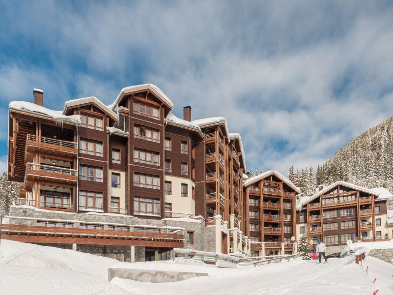 Les Terrasses d'Helios - 2 Bed Chalet in Flaine