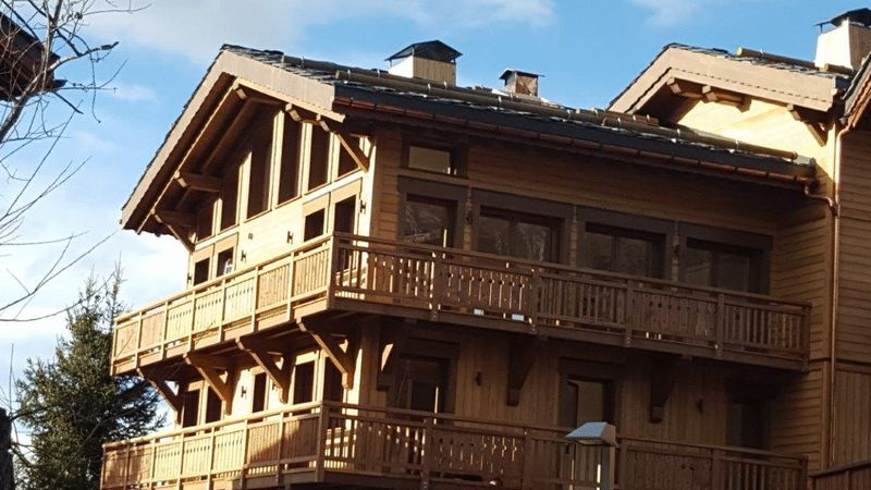 L'Everest - 4 Bed Chalet in Courchevel