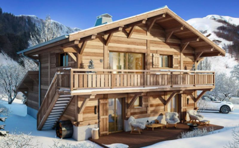 Luxury 3 Bed Chalet Contamines-Montjoie Chalet in Les Contamines