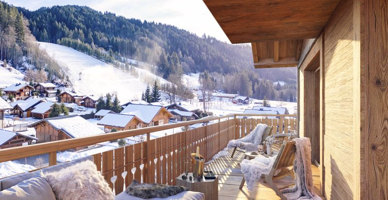 Cottage Alpin - 4 Bed Chalet in Les Gets