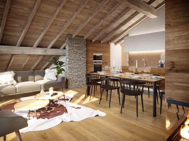 Photo of Les Fermes de l'Alpe - 5 Bed