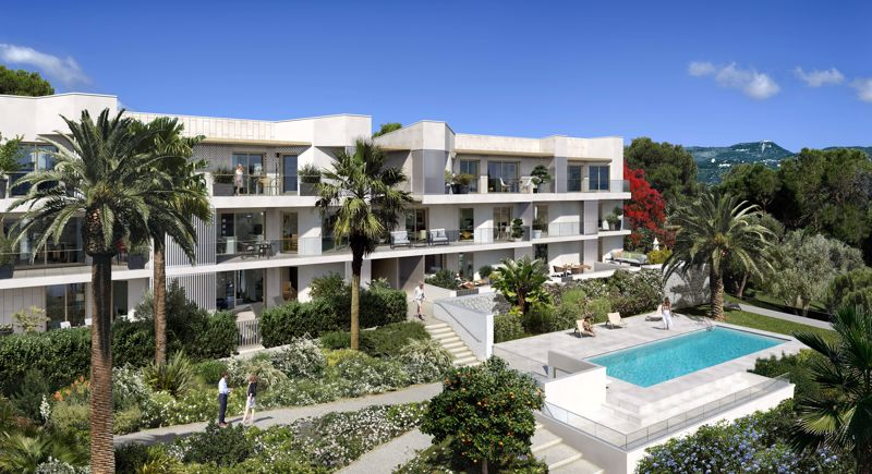 Blue Pearl - 2 bed Accommodation in Nice