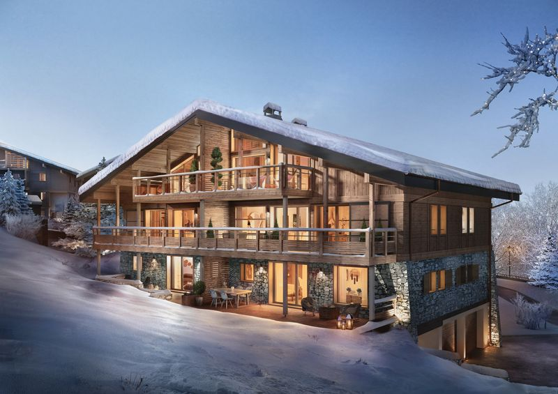 Stallion - 5 Bed Accommodation in Megeve
