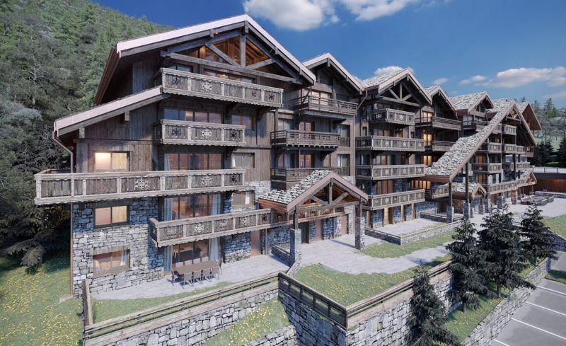 Le Village de L'Orée - 4 Bed  Accommodation in Meribel