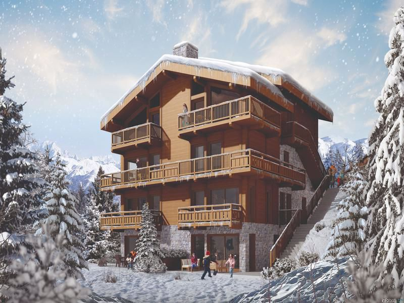 La Calinette - 2 Bed Accommodation in Courchevel