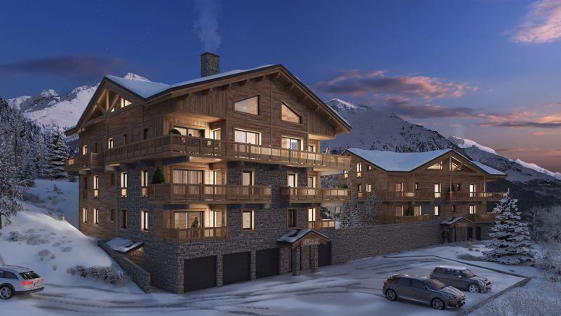 Les Chalets Du Golf - 4 Bed Accommodation in Alpe d'Huez